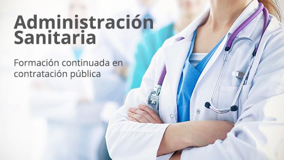 banner administracion sanitaria